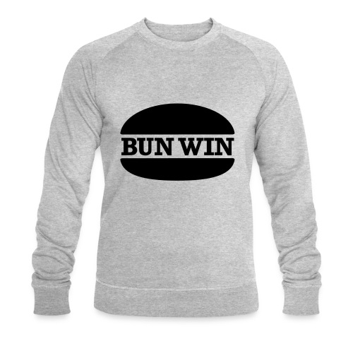 bunwinblack - Men's Organic Sweatshirt by Stanley & Stella