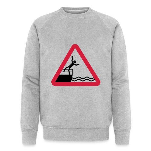 Bitte kein Bier Verschütten! - Männer Bio-Sweatshirt von Stanley & Stella