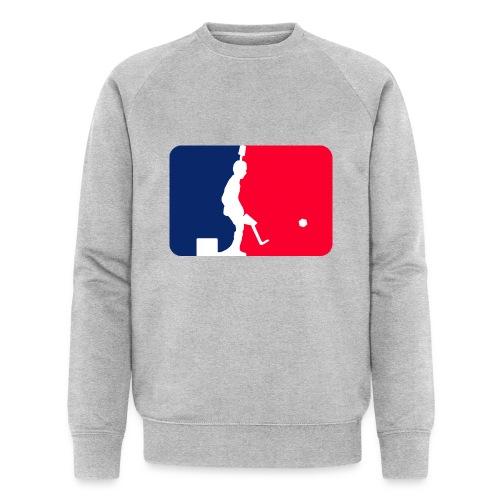 Major League Tipp-Kick Shirt - Männer Bio-Sweatshirt von Stanley & Stella
