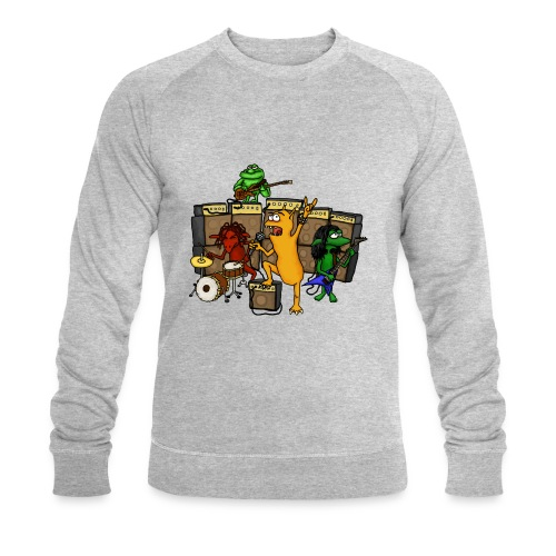 Kobold Metal Band - Men's Organic Sweatshirt by Stanley & Stella