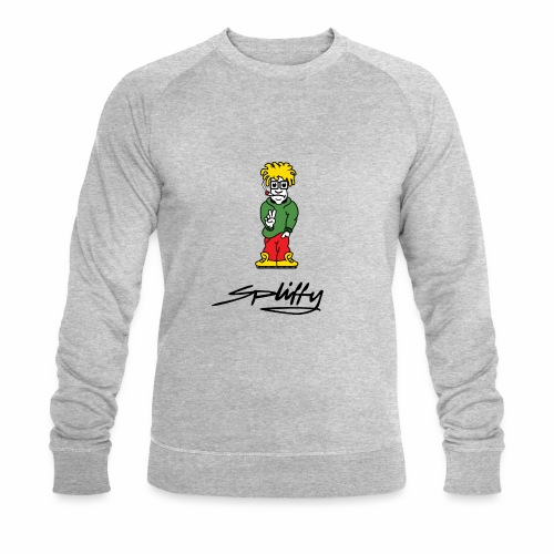 spliffy2 - Men's Organic Sweatshirt by Stanley & Stella