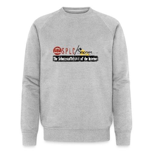 SPLC and SNOPES Schutzstaffel OF THE INTERNET - Men's Organic Sweatshirt by Stanley & Stella