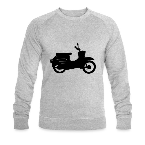 Schwalbe Silhouette - Männer Bio-Sweatshirt
