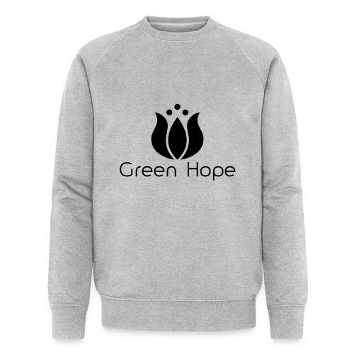 Logo + Ens GreenHope - Sweat-shirt bio Stanley & Stella Homme