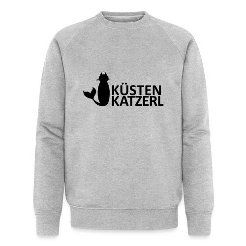 Küstenkatzerl - Männer Bio-Sweatshirt