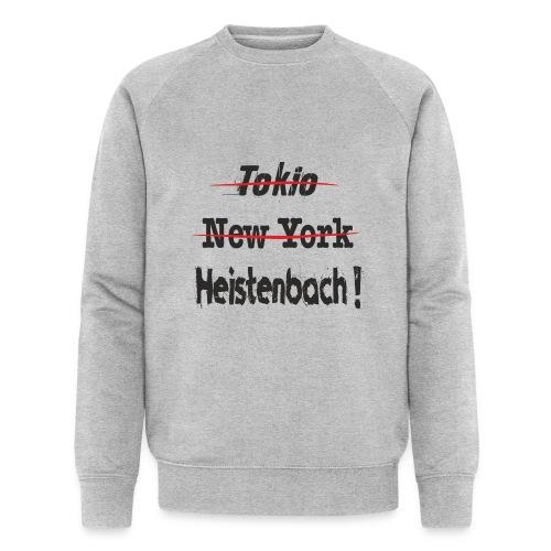 65558 Heistenbach - Männer Bio-Sweatshirt von Stanley & Stella