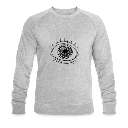 EYE! - Men's Organic Sweatshirt