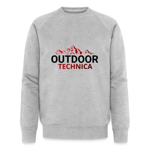 Outdoor Technica - Men's Organic Sweatshirt by Stanley & Stella