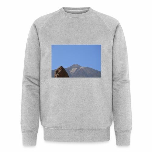 Teide - Teneriffa - Männer Bio-Sweatshirt von Stanley & Stella