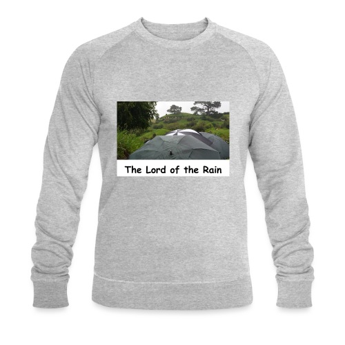 The Lord of the Rain - Neuseeland - Regenschirme - Männer Bio-Sweatshirt von Stanley & Stella