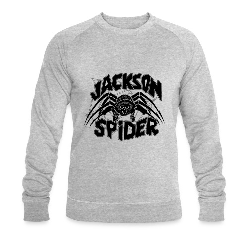 jackson spreadshirt - Männer Bio-Sweatshirt