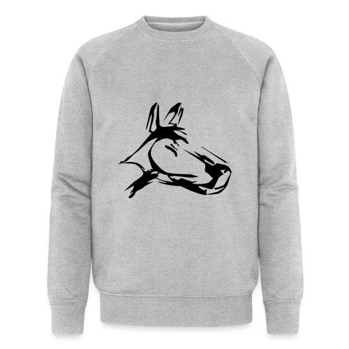 der hund 10 x 10 - Männer Bio-Sweatshirt von Stanley & Stella