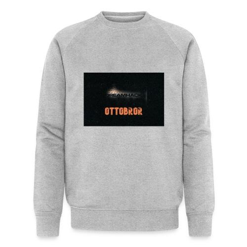 svart granit polerad - Ekologisk sweatshirt herr från Stanley & Stella