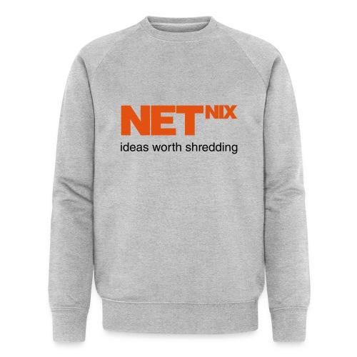 netnix - Mannen bio sweatshirt van Stanley & Stella