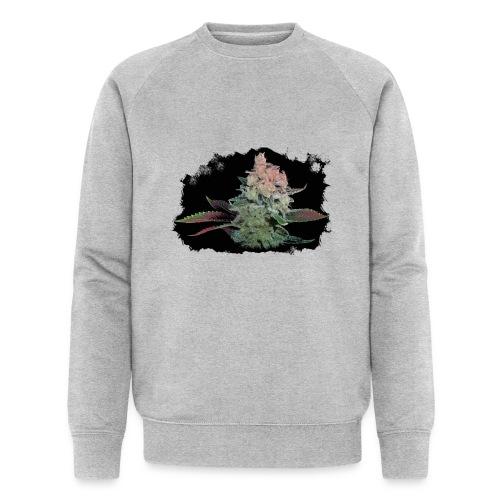 Pflänzchen png - Männer Bio-Sweatshirt von Stanley & Stella