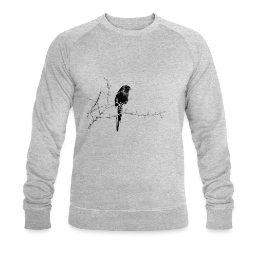 I like birds ll - Männer Bio-Sweatshirt