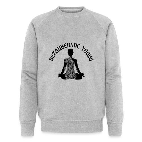 Bezaubernde Yogini - Männer Bio-Sweatshirt von Stanley & Stella