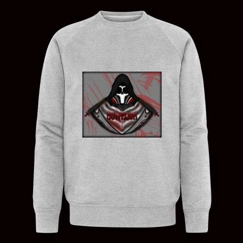 SoWeQDK Reaper ! - Økologisk Stanley & Stella sweatshirt til herrer