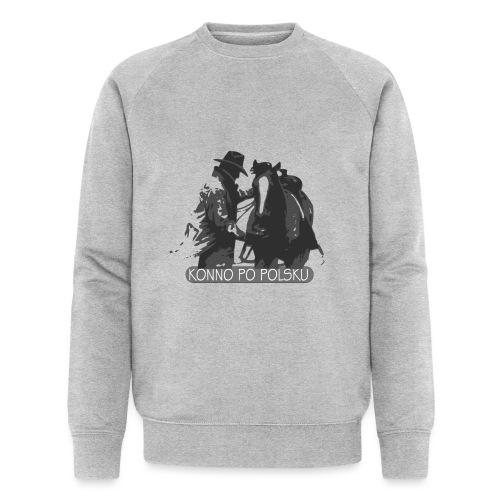 horse2 - Ekologiczna bluza męska