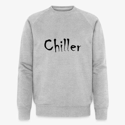 Chiller da real - Mannen bio sweatshirt van Stanley & Stella