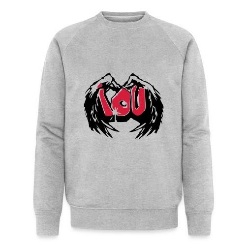 IOU - I owe you - Männer Bio-Sweatshirt von Stanley & Stella