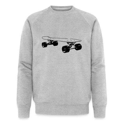 Longboard Skateboard - Männer Bio-Sweatshirt von Stanley & Stella