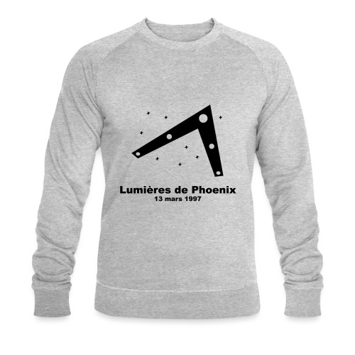 OVNI Lumieres de Phoenix - Sweat-shirt bio