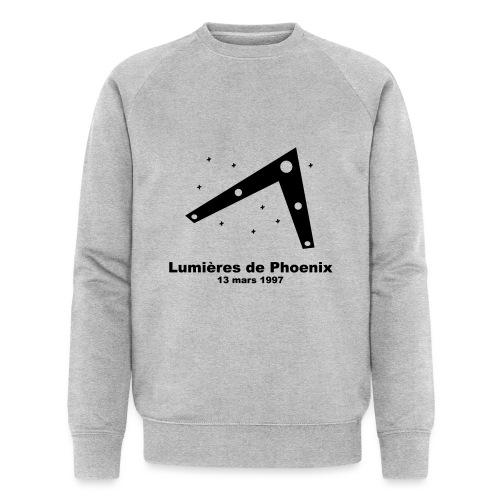 OVNI Lumieres de Phoenix - Sweat-shirt bio Stanley & Stella Homme