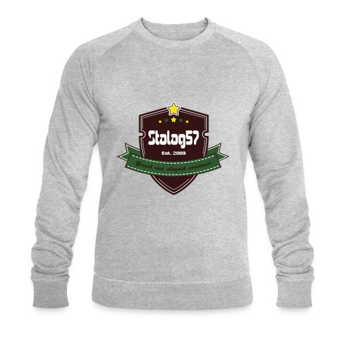 logo - Sweat-shirt bio Stanley & Stella Homme