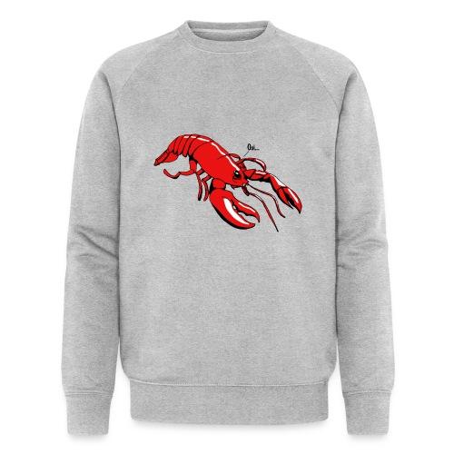 Lobster - Men's Organic Sweatshirt by Stanley & Stella