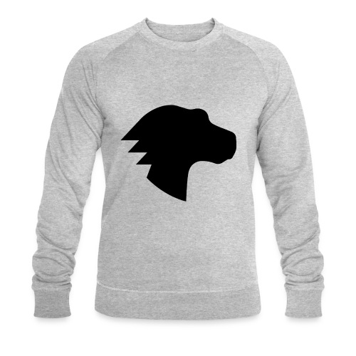 Dino Positive Logo - Men's Organic Sweatshirt by Stanley & Stella