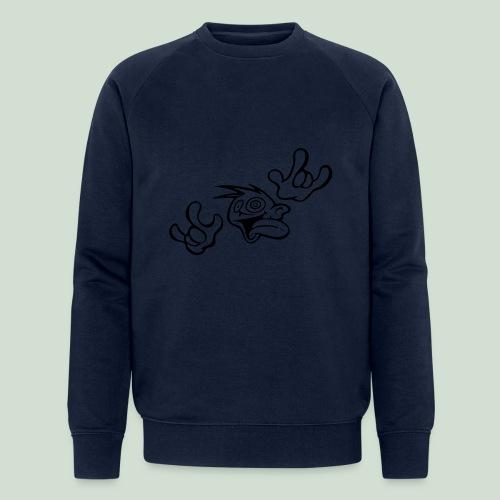 Verrückt nach DIR! - Männer Bio-Sweatshirt von Stanley & Stella