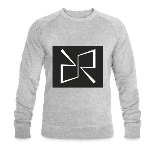 Rymdreglage logotype (RR) - Men's Organic Sweatshirt