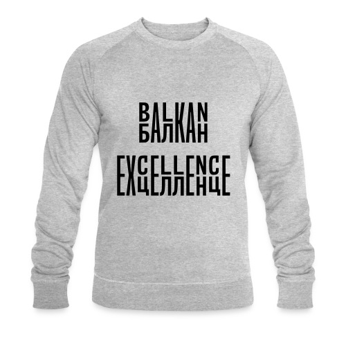 Balkan Excellence vert. - Men's Organic Sweatshirt by Stanley & Stella