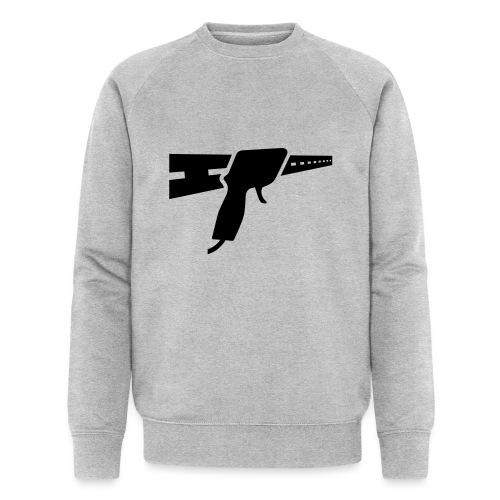 Slot Wars Logo - Männer Bio-Sweatshirt