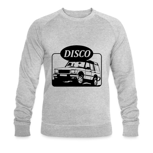 Landie Disco - Autonaut.com - Men's Organic Sweatshirt