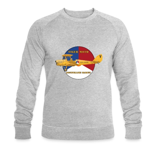 Tiger Moth Kon Marine - Men's Organic Sweatshirt