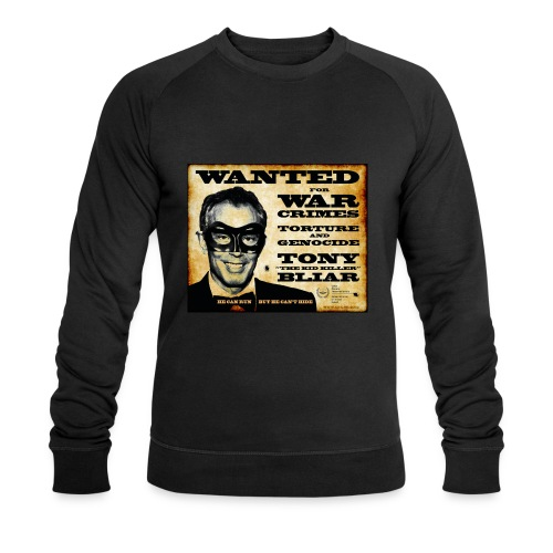 Wanted - Men's Organic Sweatshirt