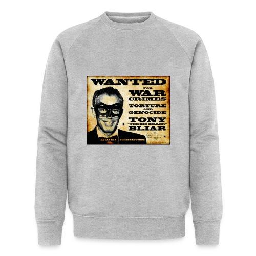Wanted - Men's Organic Sweatshirt by Stanley & Stella