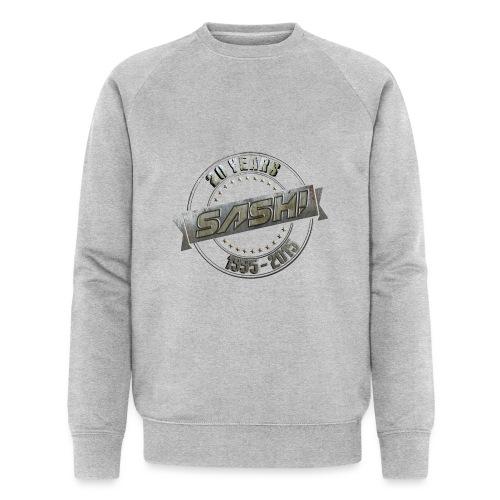 SASH! *** 20 Years *** - Men's Organic Sweatshirt by Stanley & Stella