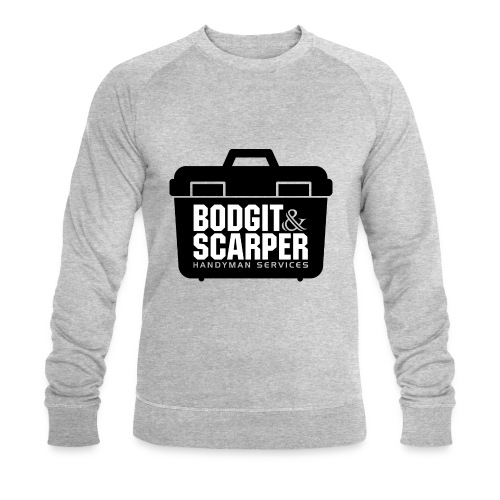 Bodgit & Scarper - Men's Organic Sweatshirt by Stanley & Stella