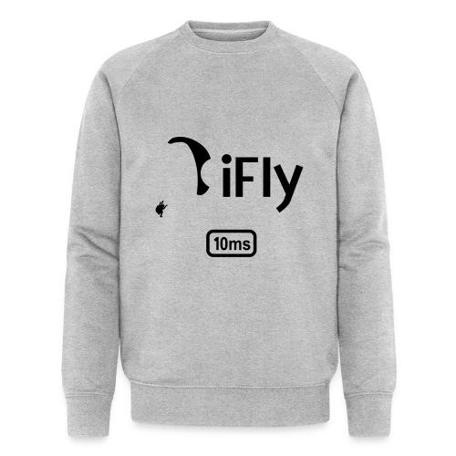 Paragliding iFly 10ms - Men's Organic Sweatshirt by Stanley & Stella