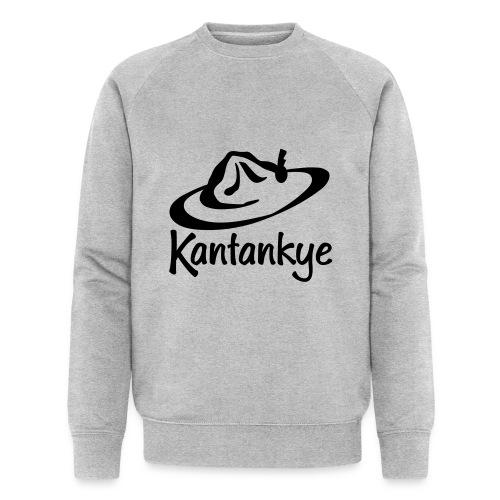 logo hoed naam - Mannen bio sweatshirt van Stanley & Stella