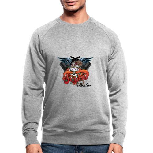 Trouble ONE - Männer Bio-Sweatshirt