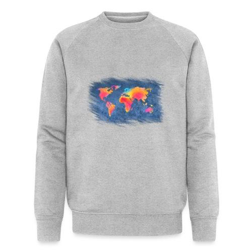 World - Männer Bio-Sweatshirt von Stanley & Stella