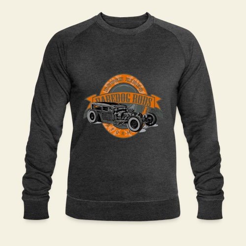 Raredog Rods Logo - Økologisk Stanley & Stella sweatshirt til herrer
