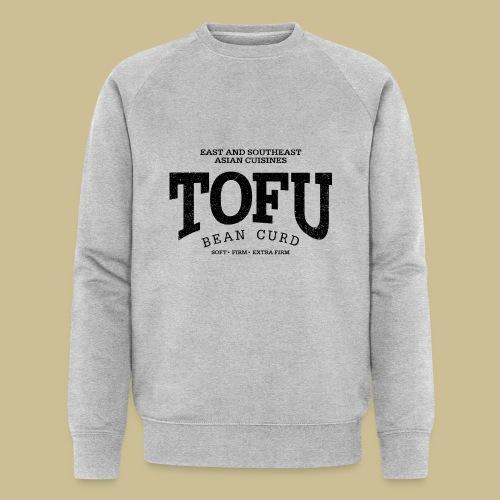 Tofu (black oldstyle) - Männer Bio-Sweatshirt von Stanley & Stella