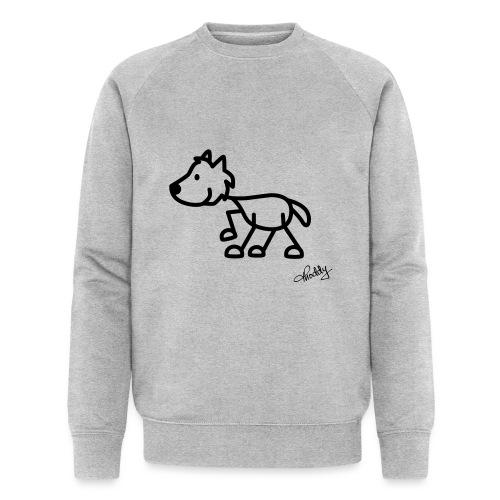 wolf - Männer Bio-Sweatshirt von Stanley & Stella