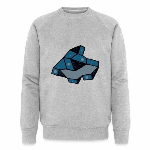 dot rock - Mannen bio sweatshirt van Stanley & Stella