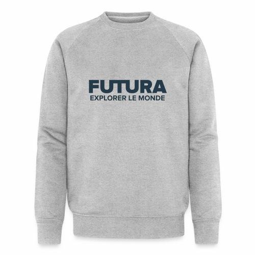 Futura Explorer le monde - Sweat-shirt bio